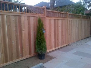 Western Red Cedar Fence by Total Fence