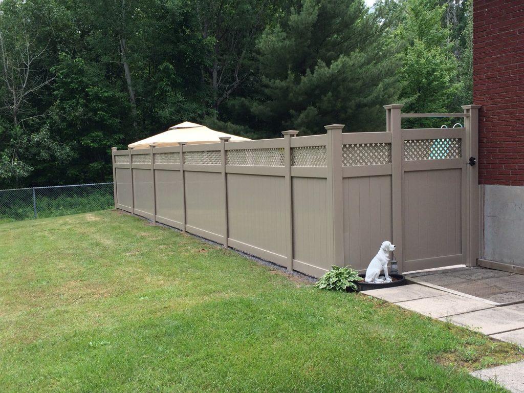 Vinyl Fences Total Fence Deck Amp Landscape Fences
