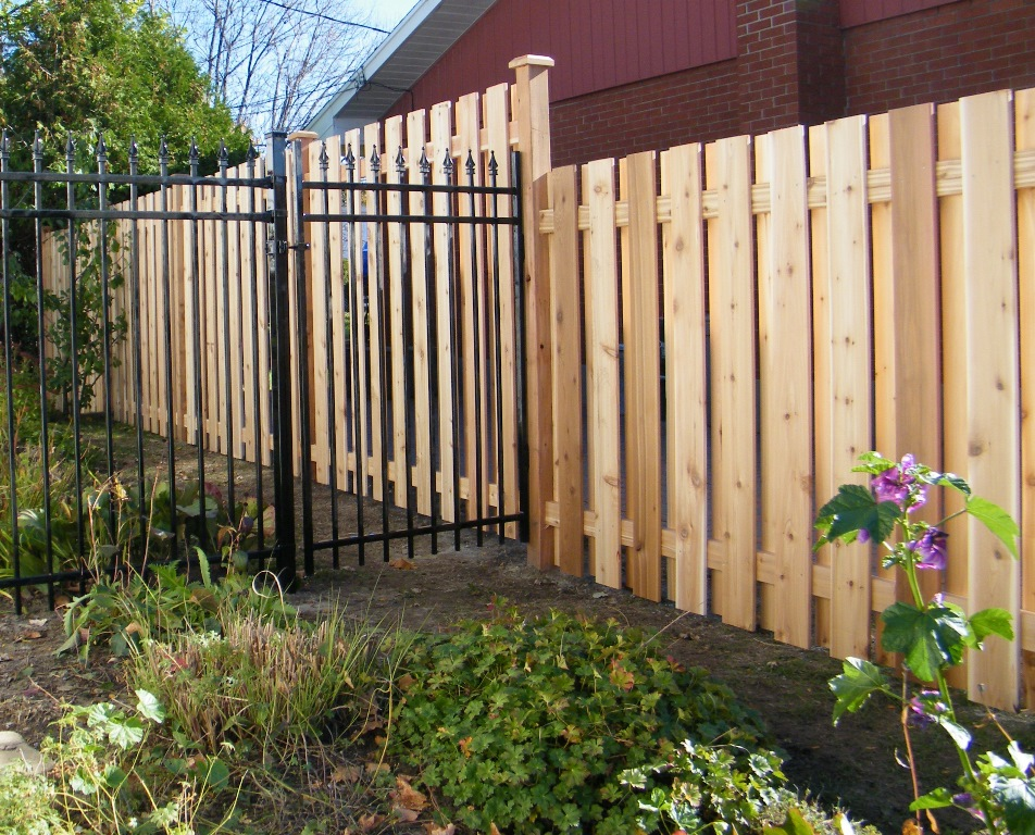 Residential Fences | Images | Total Fence | Ottawa