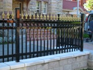 Residential fences from Total Fence