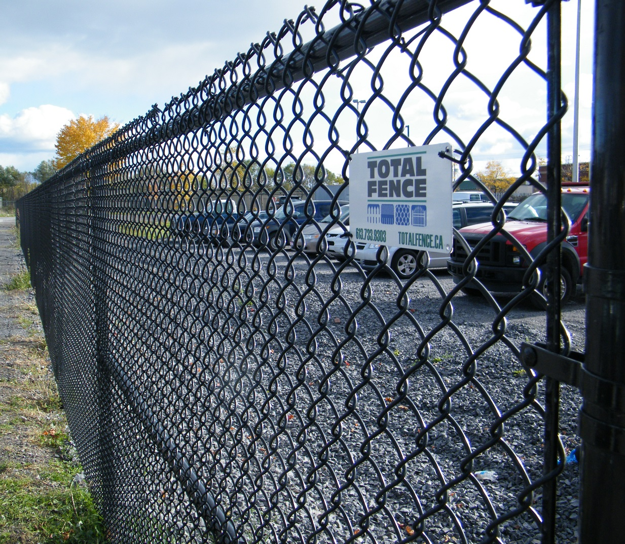 Commercial Chain Link - Total Fence