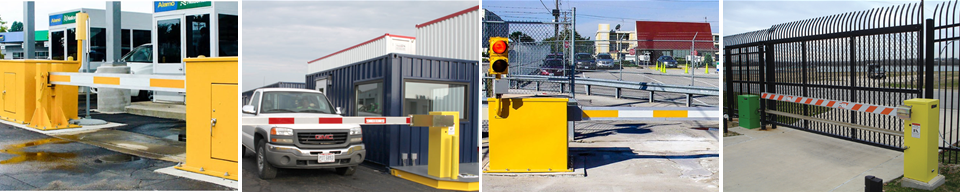 Rated Drop Arm Barriers - Total Fence