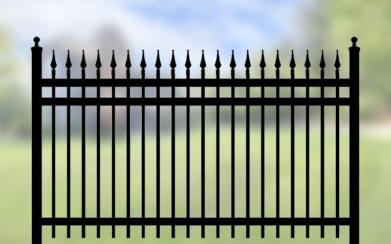 Iron Eagle III - Total Fence