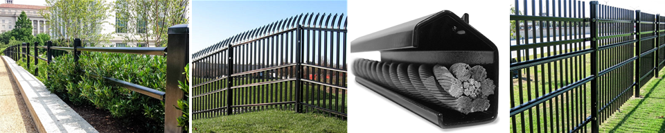 Anti-ram barriers - Total Fence